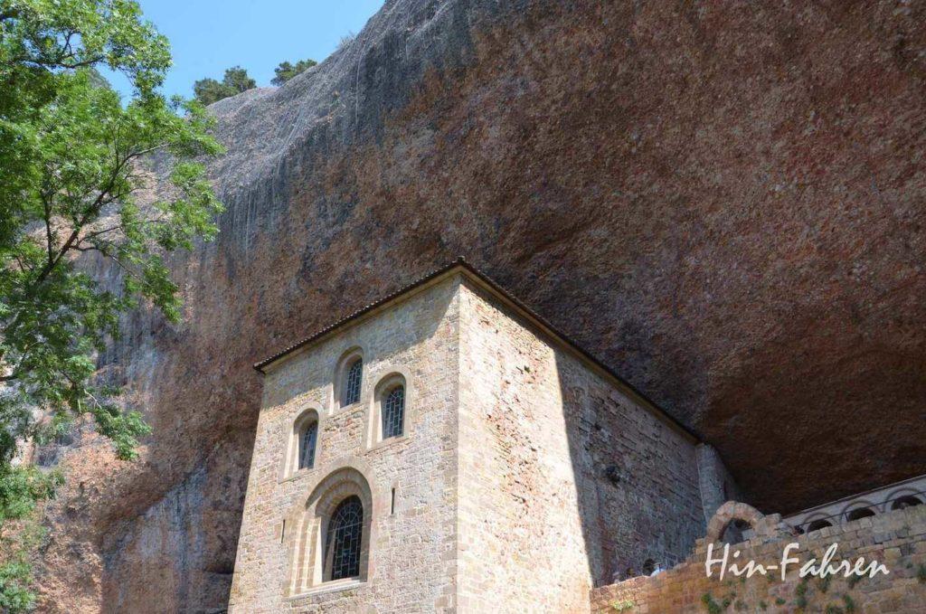 Pilgerweg mit Wohnmobil: Kloster #Hin-Fahren #Pilgerweg