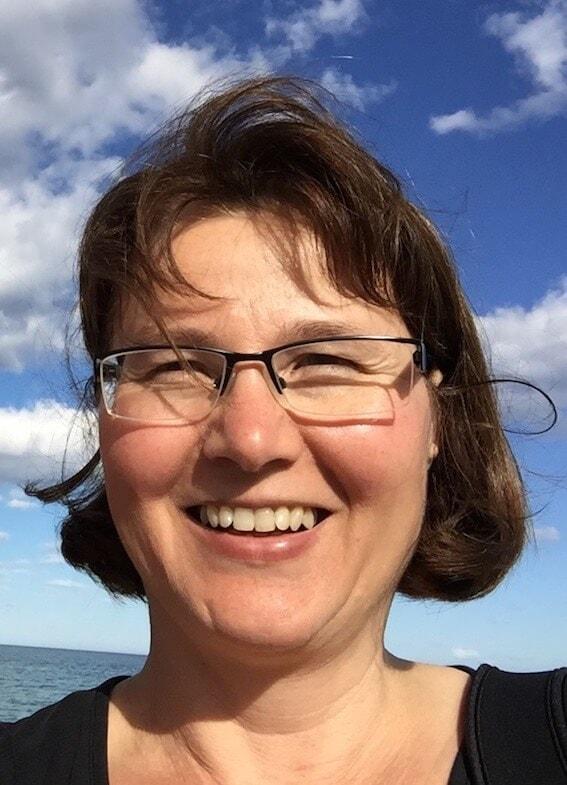 Wohnmobilblog: Katja ist Journalistin und begeisterte Reisende mit dem Wohnmobil