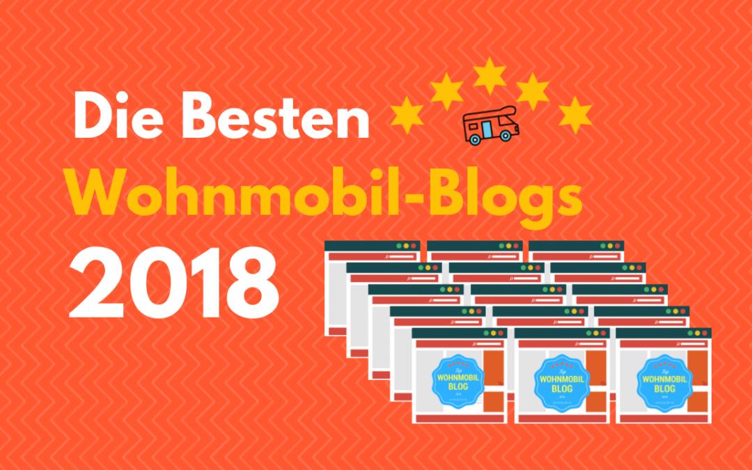 Header Die besten Wohnmobil-Blogs 2018