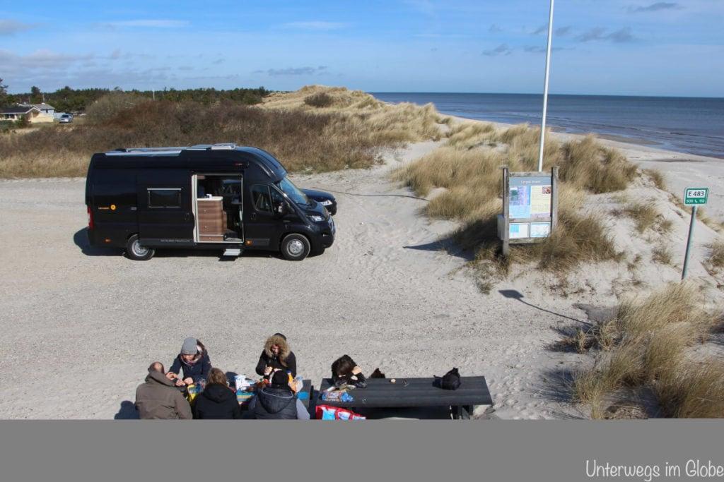Kastenwagen Globe Traveller in der Praxis