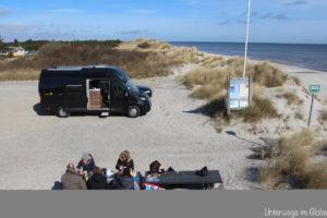 Der Globe Traveller bietet viel Mobilität