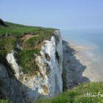 Mit dem Wohnmobil durch die Normandie - Teil 2: Alabasterküste