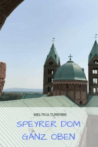 Kaiserdom Speyer: Besichtigung Kaisersaal und Domplattform #Speyer #Dom #Turmbesteigung #Pfalz #Weltkulturerbe