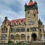 In einem eigenen Gebäude ist das historische Museum Haguenau untergebracht