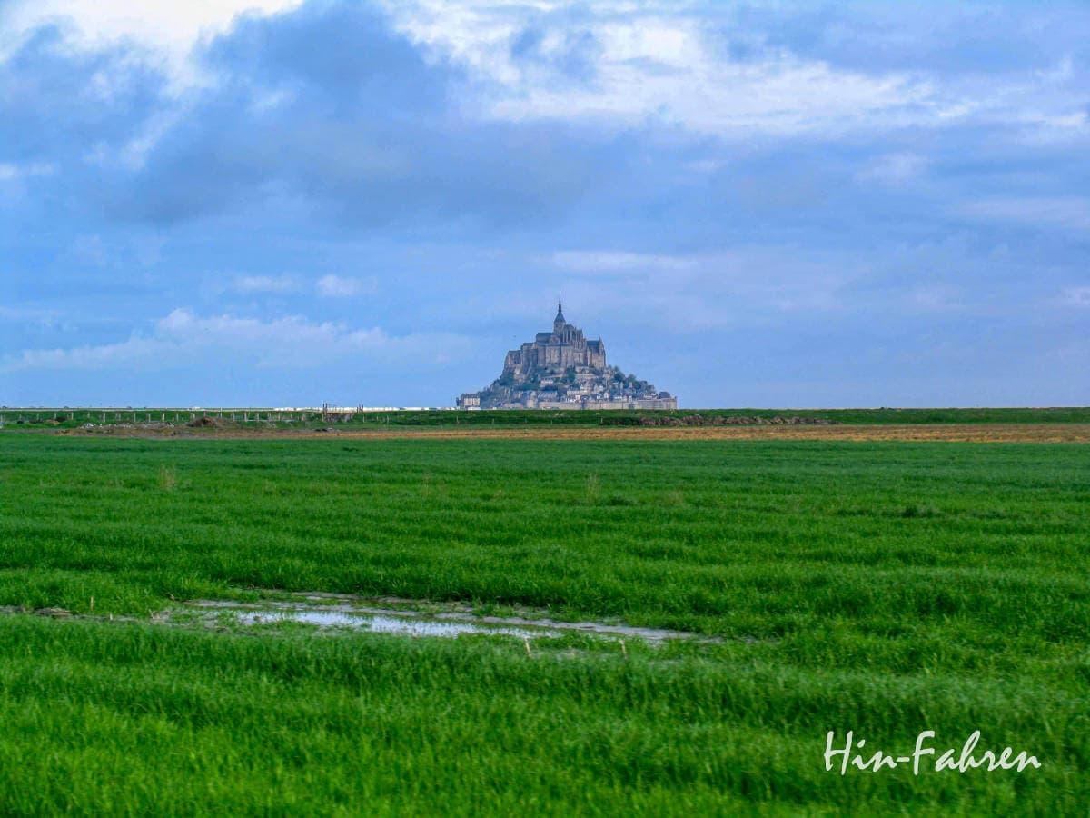 Mit dem Wohnmobil in der Normandie entlang der Küste der Cotentin-Halbinsel bis zum Mont-Saint-Michel #Frankreich #Reisetipps #Campingplätze #Stellplätze #Urlaub