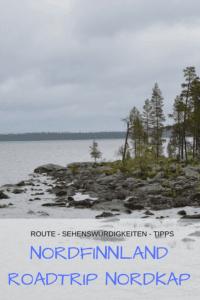 Beschreibung der Wohnmobiltour zum Nordkap in Finnland: Reiseroute, Besichtigung, Sehenswürdigkeiten #Nordkapreise #Finnland #Wohnmobiltour