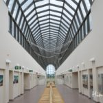 Nordkap mit Wohnmobil: Zwischenstopp im Wissenschaftscenter und Museum Arktikum Rovaniemi (Finnland)