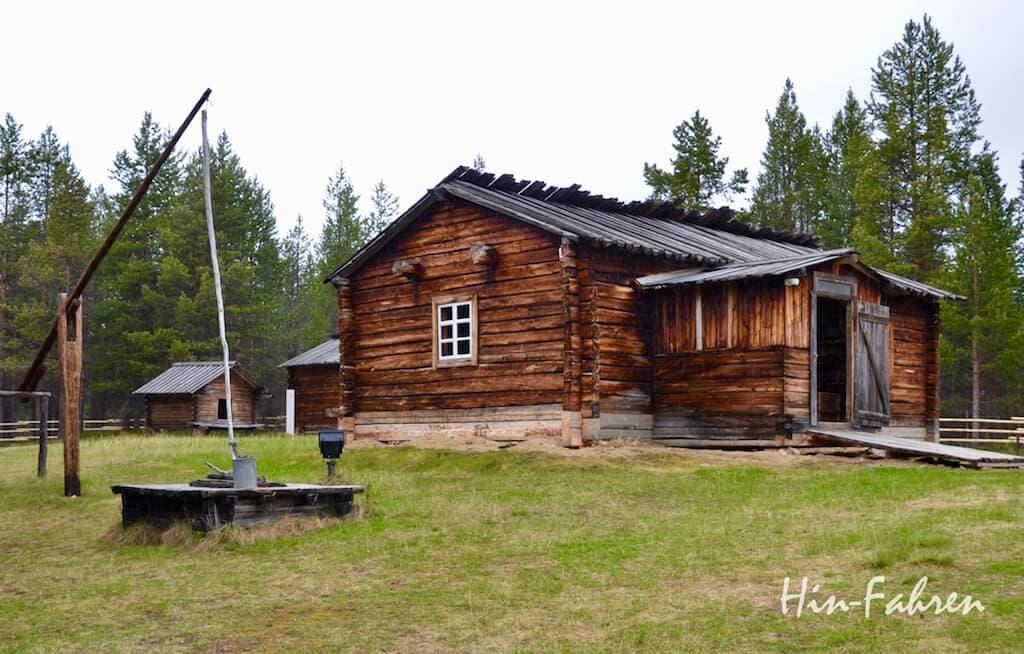 Unbedingt anschauen in Finnland: Freilichtmuseum Siida in Inari