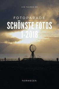 Meine schönsten Reisefotos 1-2018 #Norwegen #Fotoparade #FopaNet