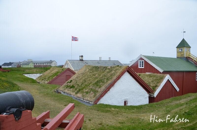 Vardøhus Festnung in Vardø