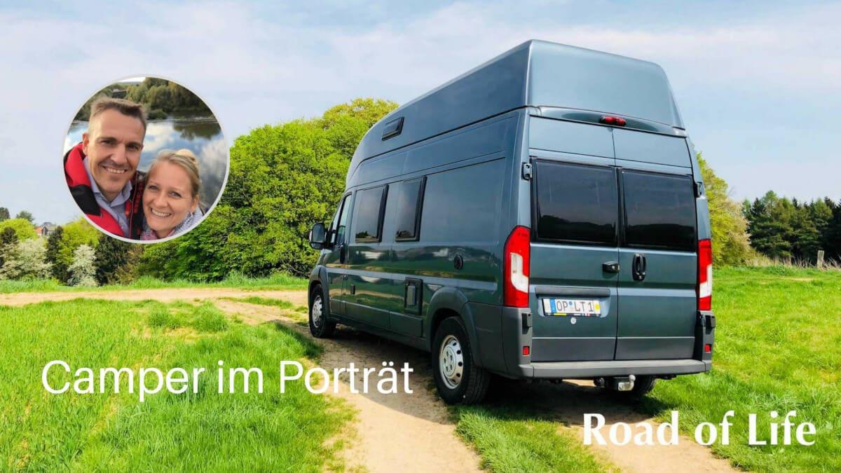 Camper im Porträt: Karin und Sascha von Road of Life