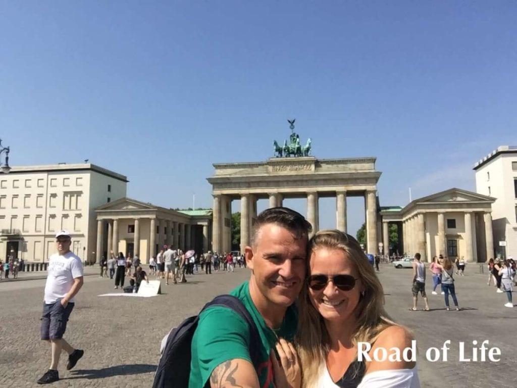 Karin und Sascha sind als Road of Life unterwegs