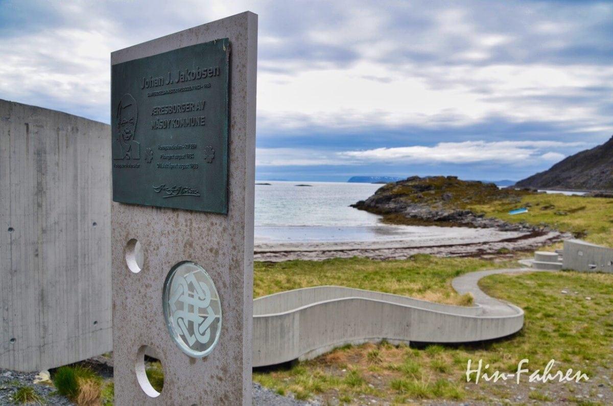 Unbekanntes Norwegen entdecken: Landschaftsroute Havøysund am arktischen Meer, Rentiere und das Tor zum Nordkap Honningsvåg #Nordkaptour #Norwegenreise #Wohnmobil