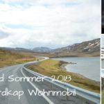 Unser Sommerbild 2018: Mit dem Wohnmobil zum Nordkap