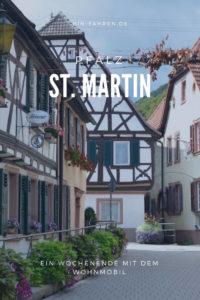 Tipps für ein wunderbares Wochenende in St. Martin in der Pfalz #Wochenendtrip #Kurzurlaub #Südpfalz #Wohnmobil