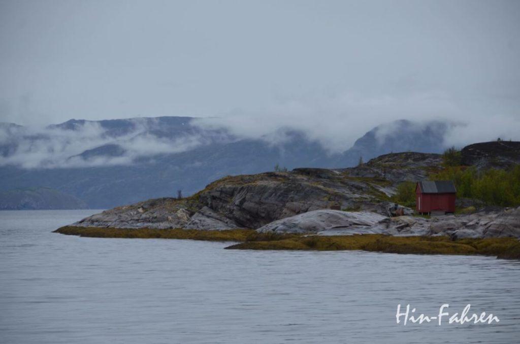 Mit dem Wohnmobil nach Norwegen: Altafjord