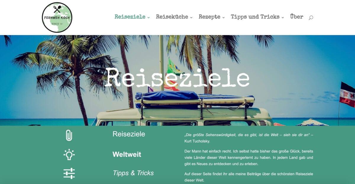 Homepage von T3-Fahrer Fernweh Koch