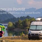 Kasten mit Inhalt: Gerfried und Olya unterwegs im Knaus Boxlife