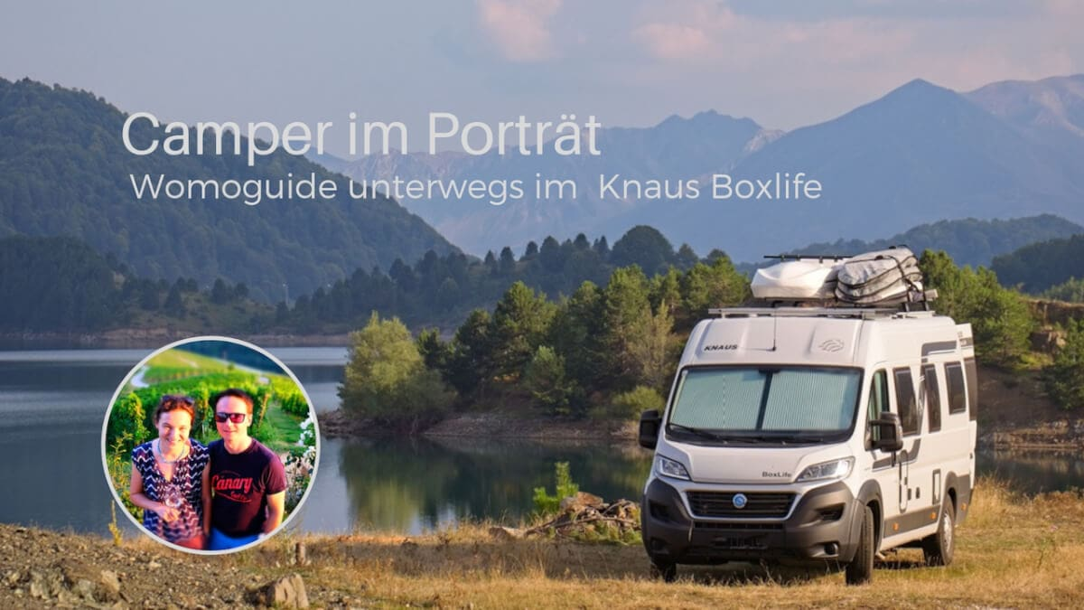 Interview mit den Kastenwagenfahrern Gerfried und Olya