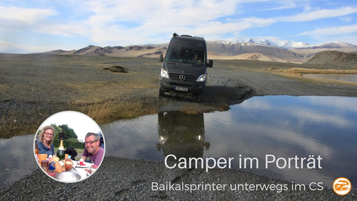 Interview Baikalsprinter: Kastenwagen CS Independent in der Mongolei