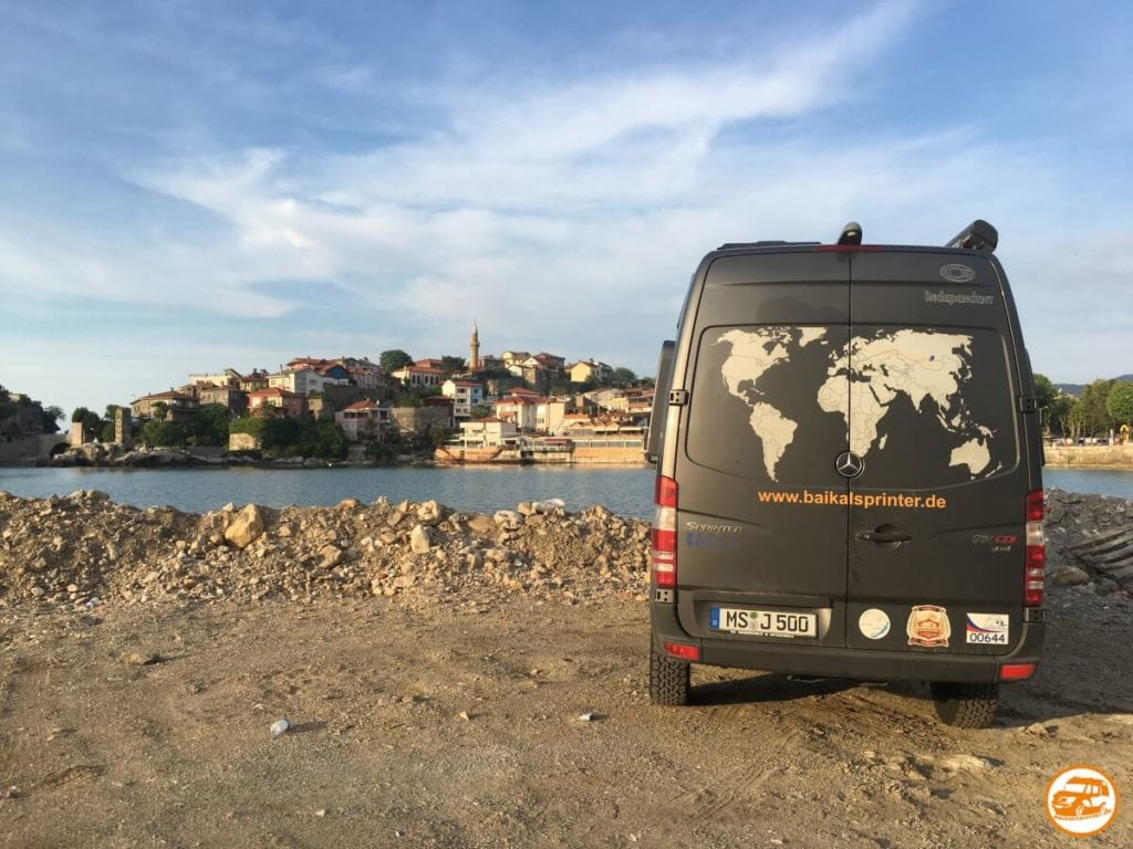 Mercedes Allrad Kastenwagen: CS Independent - Baikalsprinter in der Türkei