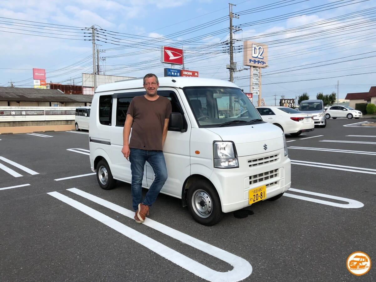 Im gemieteten Reisemobil durch Japan