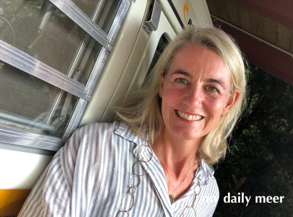 Interview: Camperin Britta im Porträt bei Hin-Fahren