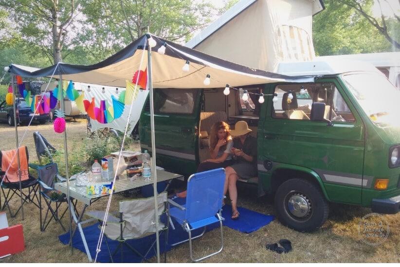 Stilvoll im VW T3 von 1984 unterwegs