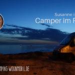 Kasten mit Inhalt: Susanne unterwegs im Burow
