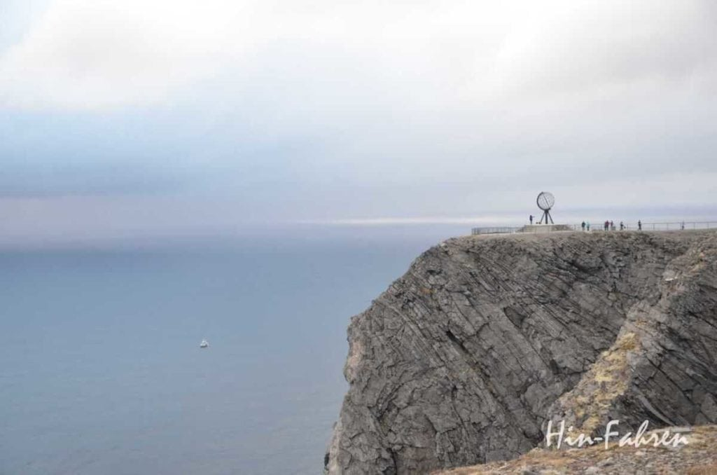 Der schnellste Weg zum Nordkap mit dem Wohnmobil