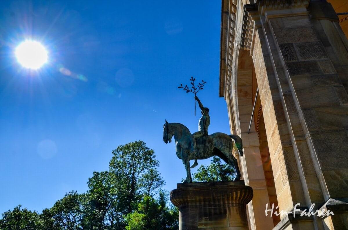 Lieblingsbilder Pfalz: Friedensdenkmal Edenkoben