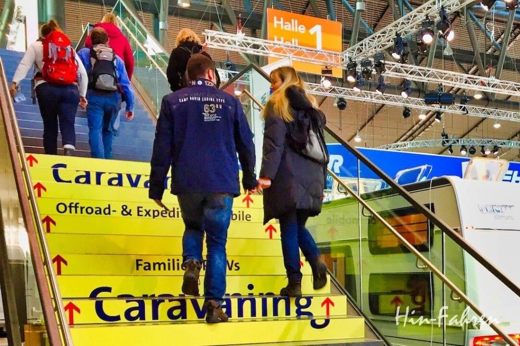 Auf der CMT 2020 Stuttgart gibt es viele Neuigkeiten im Bereich Camping und Wohnmobil