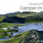 Kasten mit Inhalt: Nicole und Pit leben im VW T5
