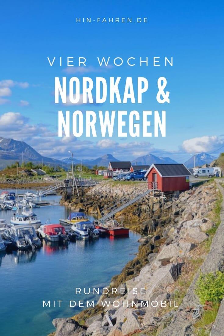 Ultimative Reise-Tipps: Das solltest Du bei einer Reise zum Nordkap und durch Norwegen nicht verpassen. Reiseführer zu 7 individuellen Highlights in Norwegen mit PKW, Wohnmobil & Wohnwagen. #Reiseziele #Norwegen #Nordkap #Wohnmobil #Reise