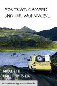 Camper & ihr Wohnmobil: Swissoverlander Nicole & Pit berichten über ihren VW T5 & ihre Reisen zwischen Marokko und Island.