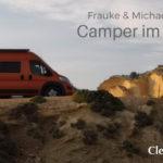 Kasten mit Inhalt: Frauke und Michael fahren im Clever-Kastenwagen