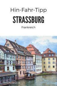 Reisetipp Elsass: Straßburg mit dem Wohnmobil - Mehr als leckeres Essen und Fachwerkhäuser