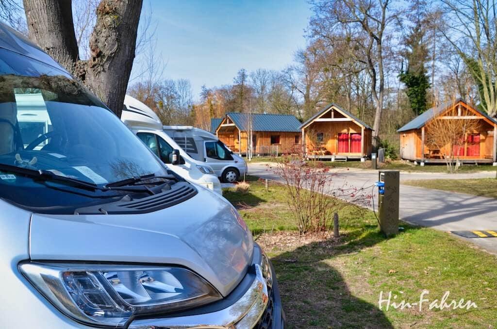 Reisetipp Elsass: Straßburg mit dem Wohnmobil