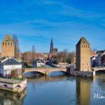 Fachwerk und leckeres Essen - Stadtbesuch Straßburg mit Wohnmobil