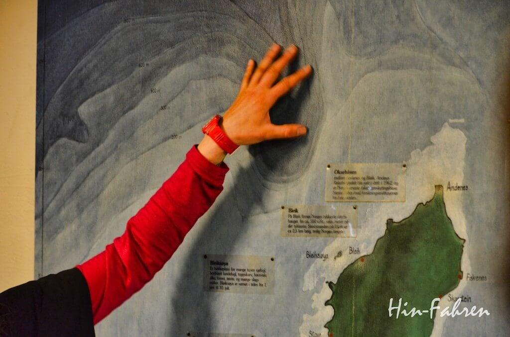Mit dem Wohnmobil durch Norwegen: Stopp im Walmuseum