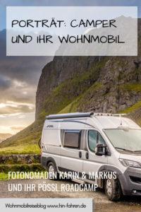 Wohnmobil Auswahl: Erfahrungen mit dem Kastenwagen Pössl Roadcamp R