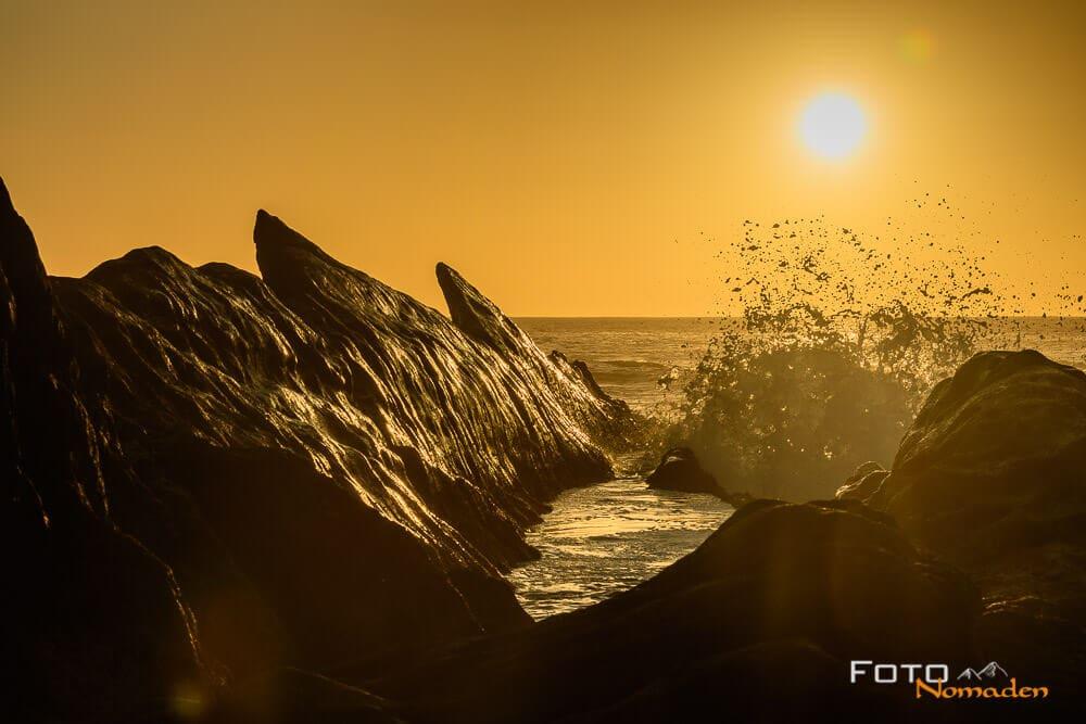 Sonne und Meer auf Lanzarote
