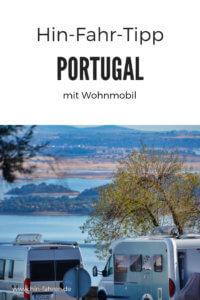 Reisetipps Portugal mit Wohnmobil