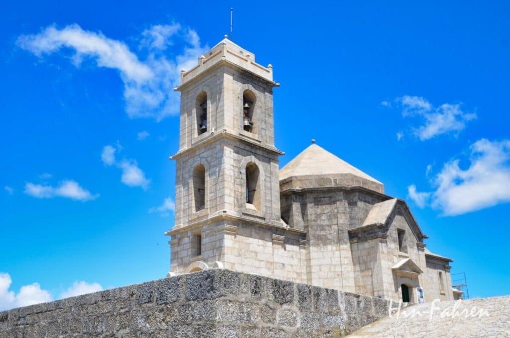 Wallfahrtskirche Nossa Senhora da Graça Nord-Portugal
