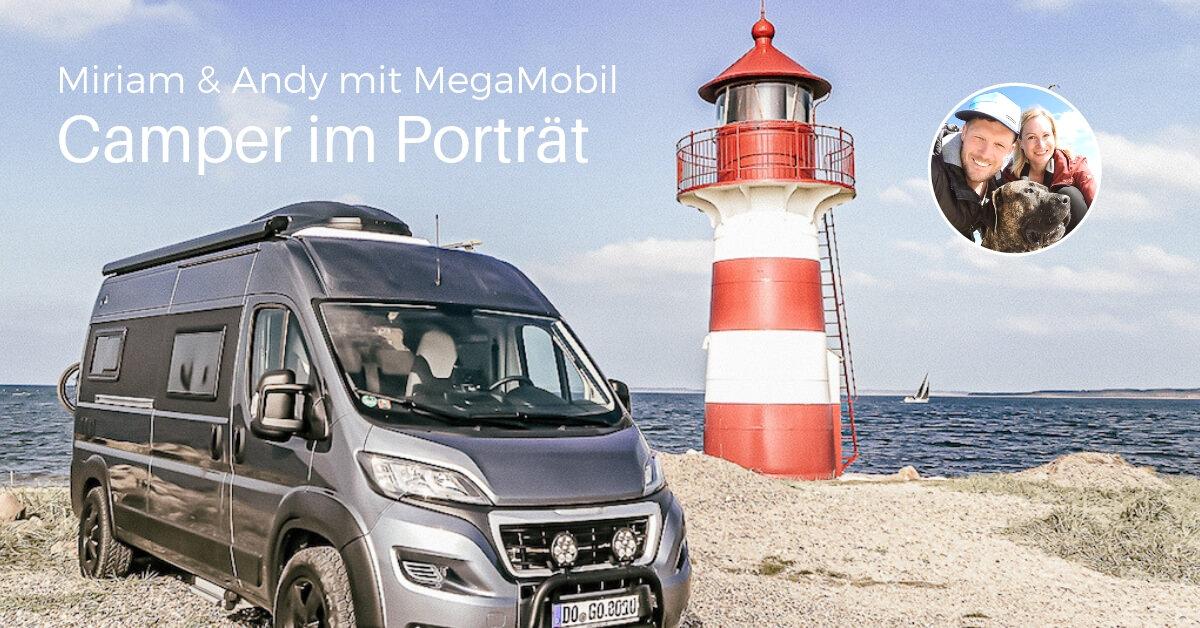 Camper Interview zum Kastenwagen MegaClassic 600 von MegaMobil
