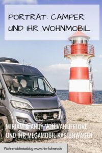 Camper-Interview: Erfahrungen mit dem MegaMobil Kastenwagen