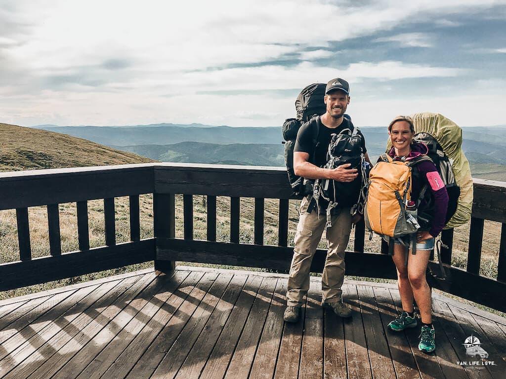 Die Backpacker von Reiseadrenalin