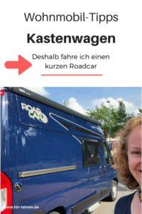 Interview: Unterwegs im Kastenwagen Wohnmobil Roadcar 540 mit Kind