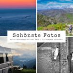 24 Fotos / 10 Monate / 5 Länder Meine schönsten Wohnmobil-Reise-Fotos 2019. Beitrag zur Fotoparade FopaNet #Wohnmobil #Fotos #Reise #FopaNet