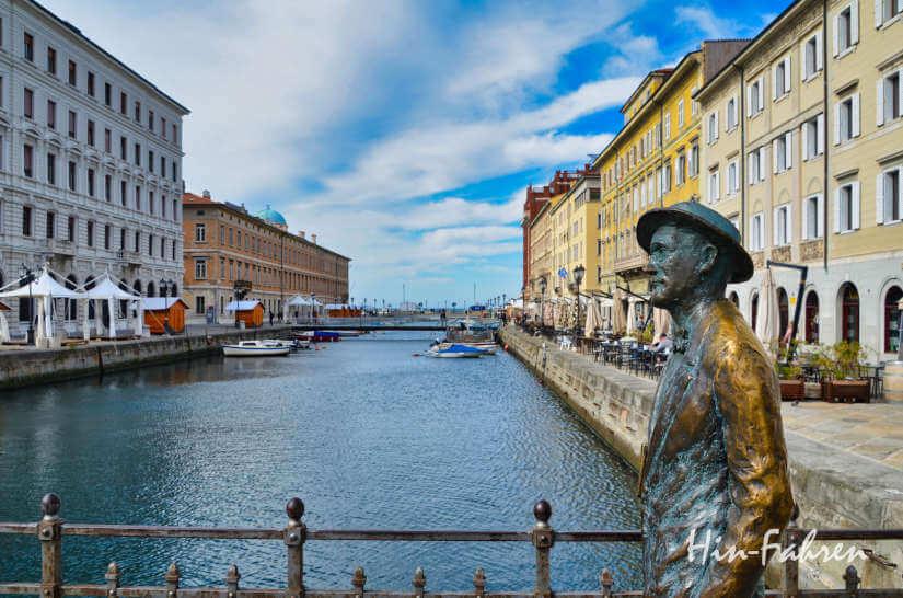 Triest ist die Hauptstadt von friaulisch Venetien